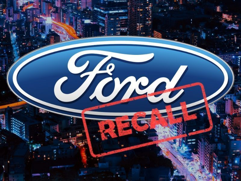 Ford Recalls More Than 600,000 Vehicles