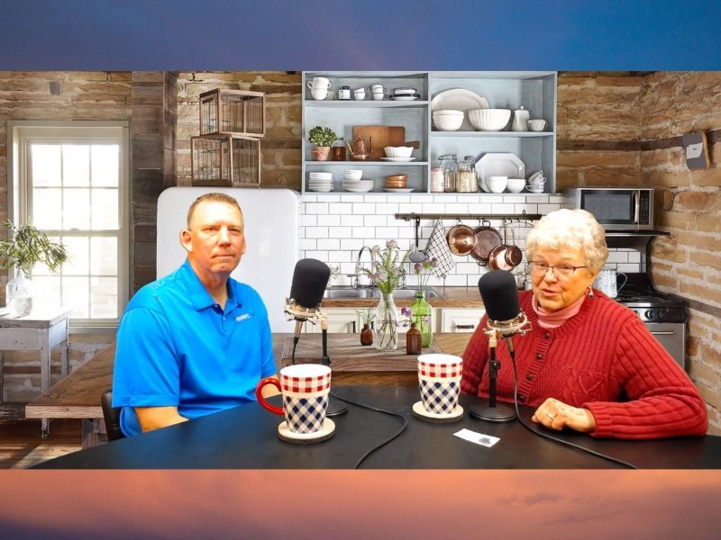 This Week On Diane's Kitchen, Meet NWRPC Executive Director, Sheldon Johnson