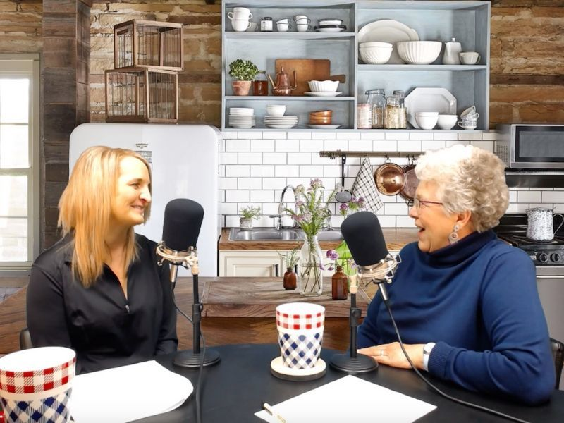 Watch This Week's Guest On Diane's Kitchen: Michelle Hodgkins