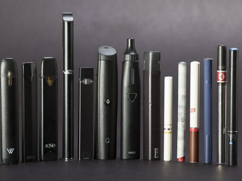Healthy Minute: 'E-Cigarettes And Vapes And JUULs, Oh My!'