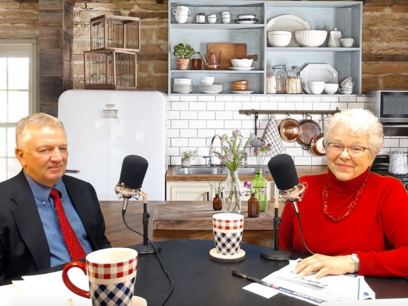 WATCH: Bob Giblin From The Census Bureau On Diane's Kitchen!