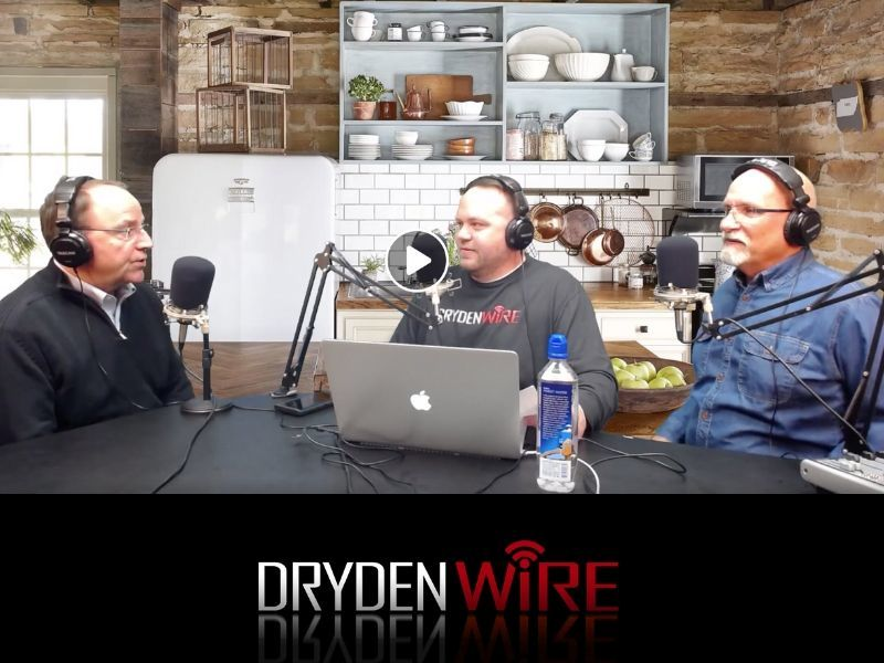 WATCH: 7th CD Candidate Tom Tiffany On DrydenWire Live!