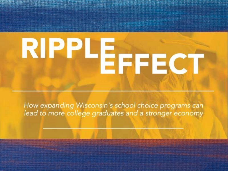 WILL Study: $3.2 Billion In Economic Benefits With Growth Of School Choice