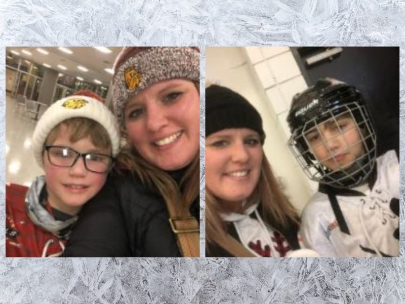 Hockey Mom Hustle: Tate Nordback