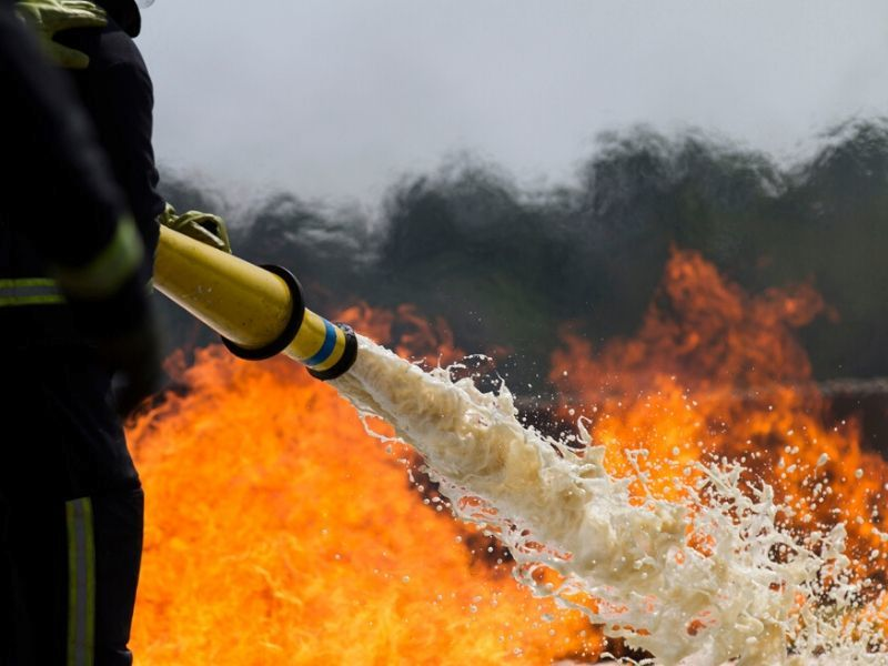 DNR Asking Wisconsin Fire Departments To Report Use Of PFAS-Containing Firefighting Foam
