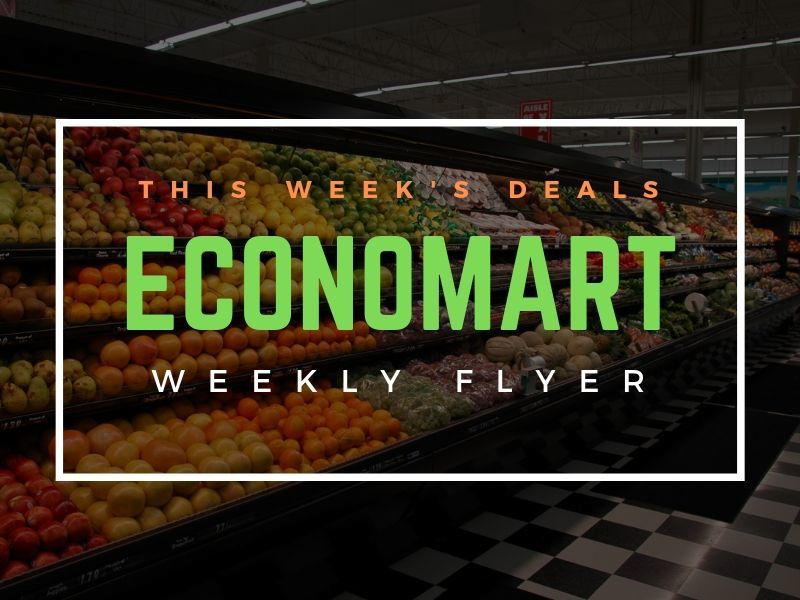 'Make Something Sweet' - This Week's Great Deals From Schmitz's Economart!
