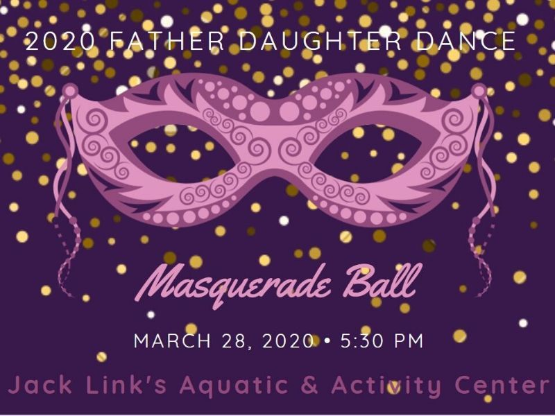 3rd Annual Father Daughter Dance