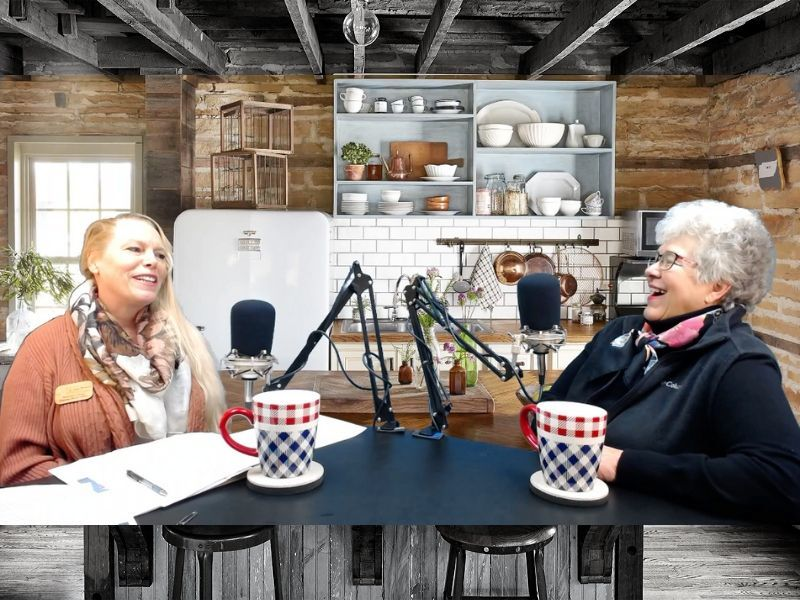 WATCH: Washburn Co. Veterans Service Officer Lisa Powers On Diane's Kitchen!