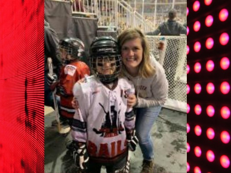 Hockey Mom Hustle: Kate McKinney