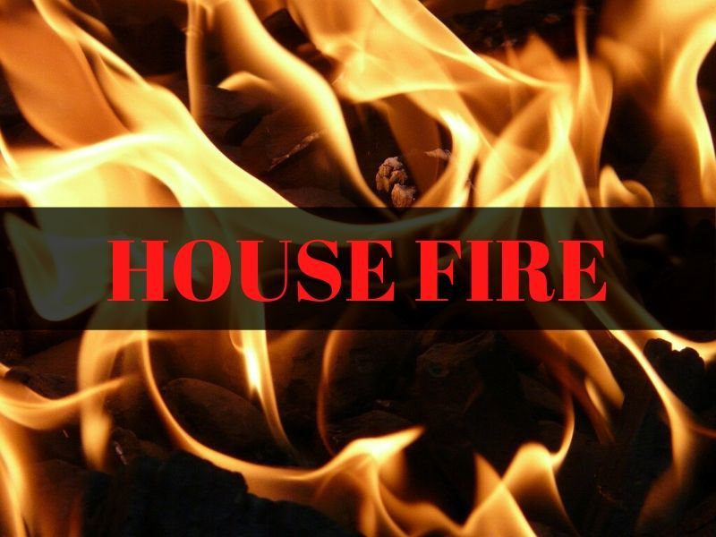 One Dead After House Fire In Washburn County