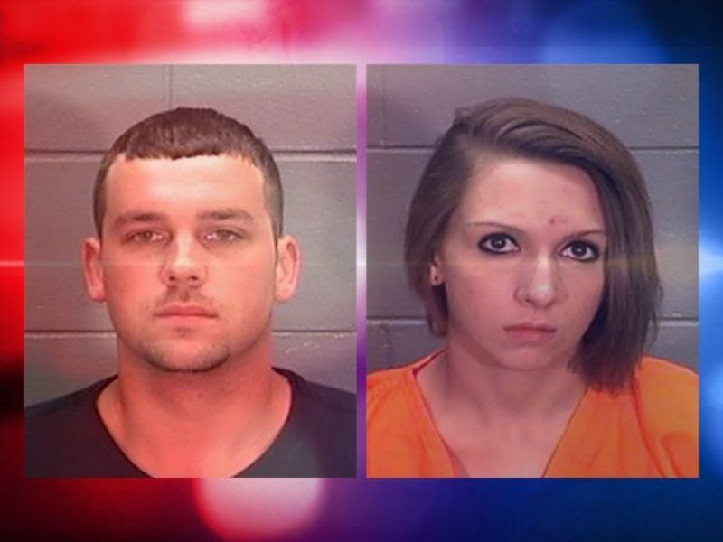 Two Charged With Delivery Of Meth, Marijuana And Synthetic Marijuana