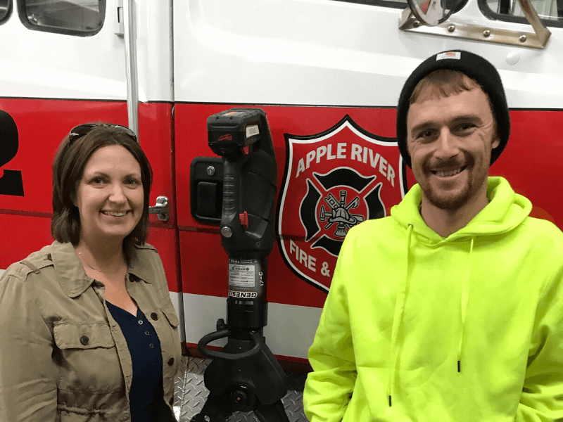 Bingo Pays Off Big For Apple River Fire