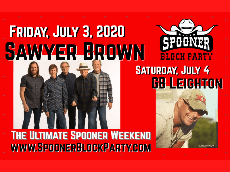 Spooner Block Party Announces New And Exciting Location For 2020
