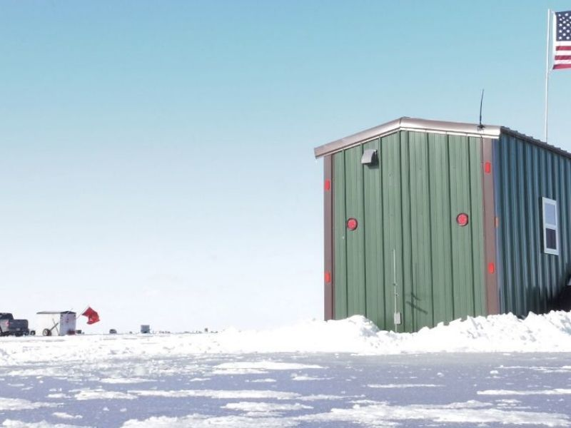 Final Ice Shanty Removal Deadline Is March 15
