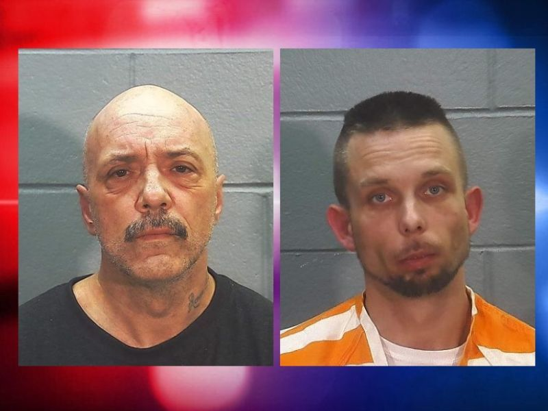 2 Arrested After High-Speed Chase In Burnett County