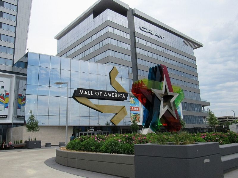 Mall Of America Closing Through End Of Month