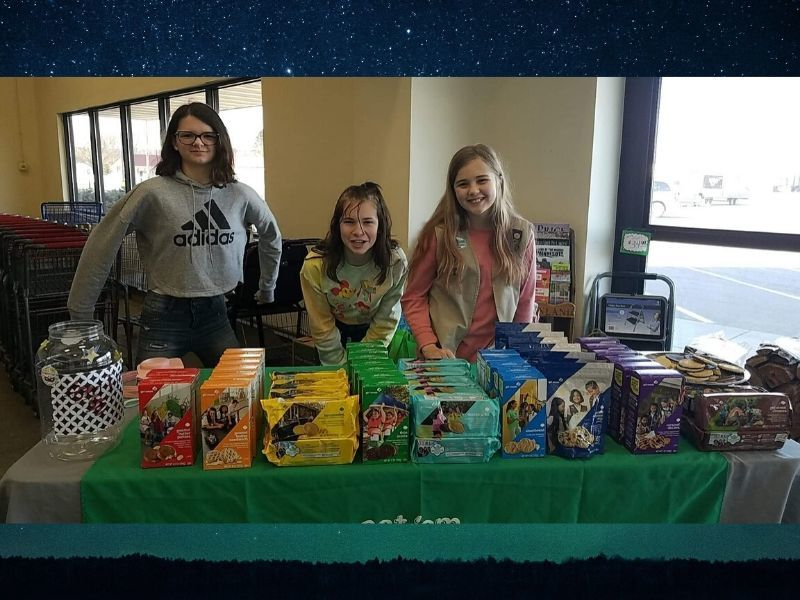 Local Girl Scout Troops Need Your Help!