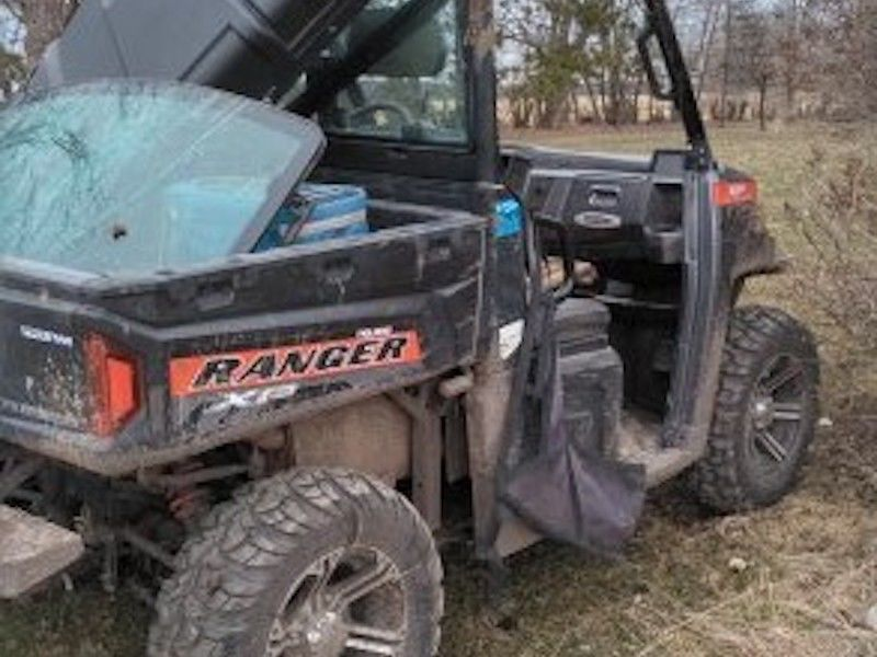 UTV Crash In Polk County Results In Injuries; Driver Cited For Operating While Intoxicated