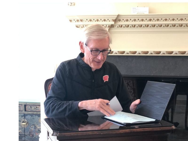 Gov. Evers Signs COVID-19 Response Legislation