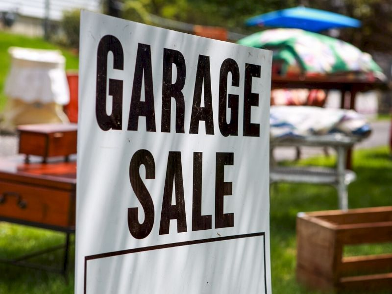 Sawyer County Garage & Yard Sale Advisory