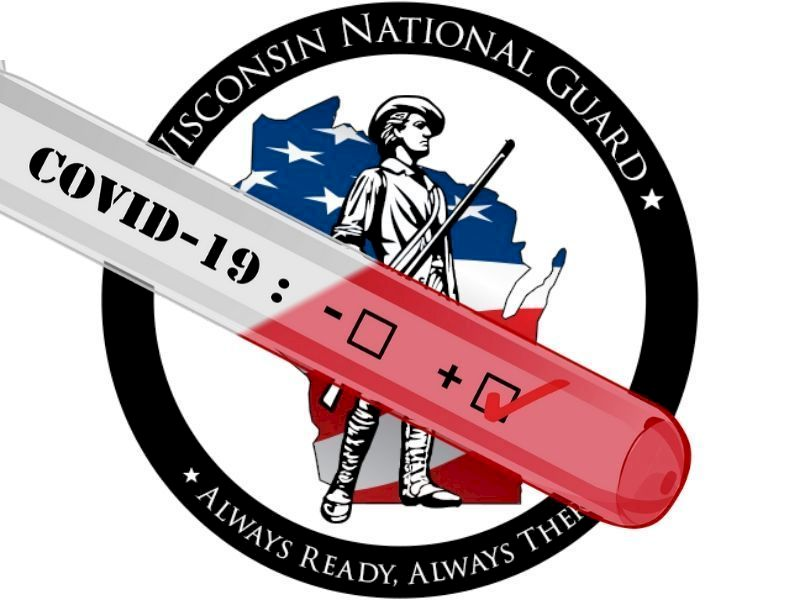 Wisconsin National Guard Update On Mobile Testing For Monday, May 18
