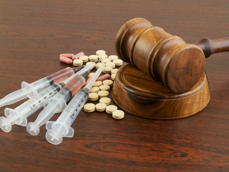 Healthy Minute: National Drug Court Month