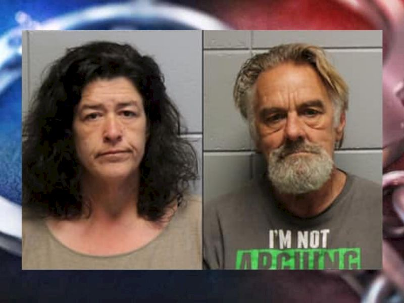55 Grams Of Meth Located During Search Warrant At Stone Lake, WI Residence; Two Arrested