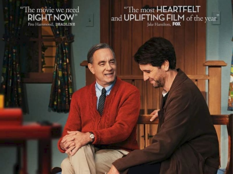 Movie Review: 'A Beautiful Day In The Neighborhood'