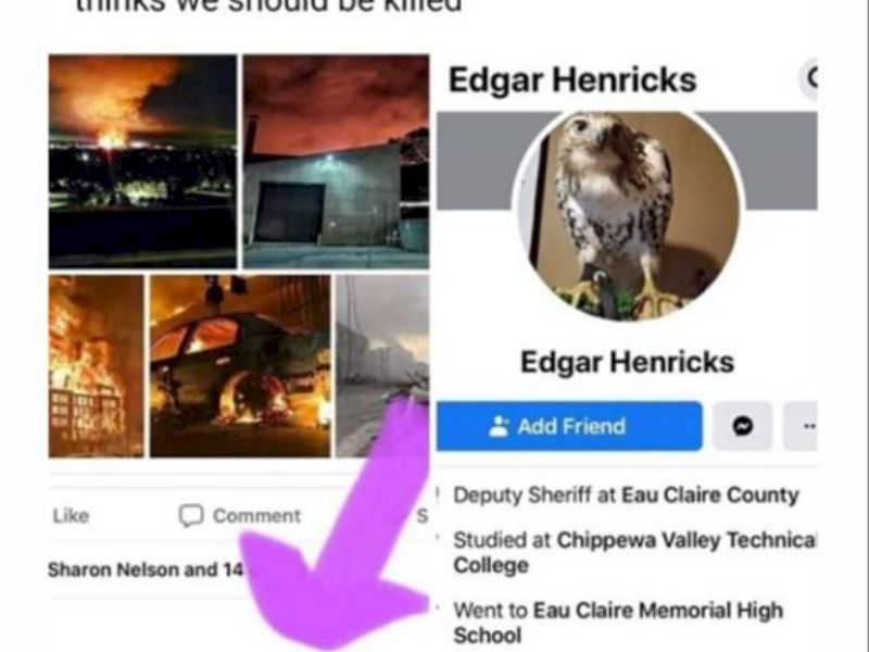 Eau Claire Sheriff's Office Issues Statement On Social Media Commentary