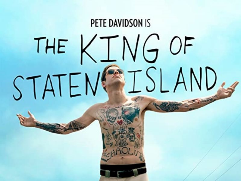 Movie Review: 'The King Of Staten Island'