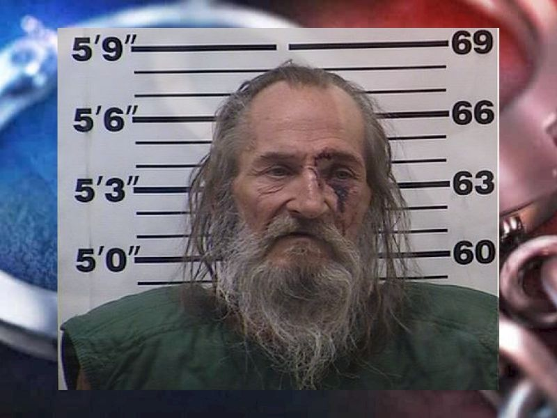 Man Arrested In Barron Co. After Allegedly Threatening To 'Shoot First Officer Seen'