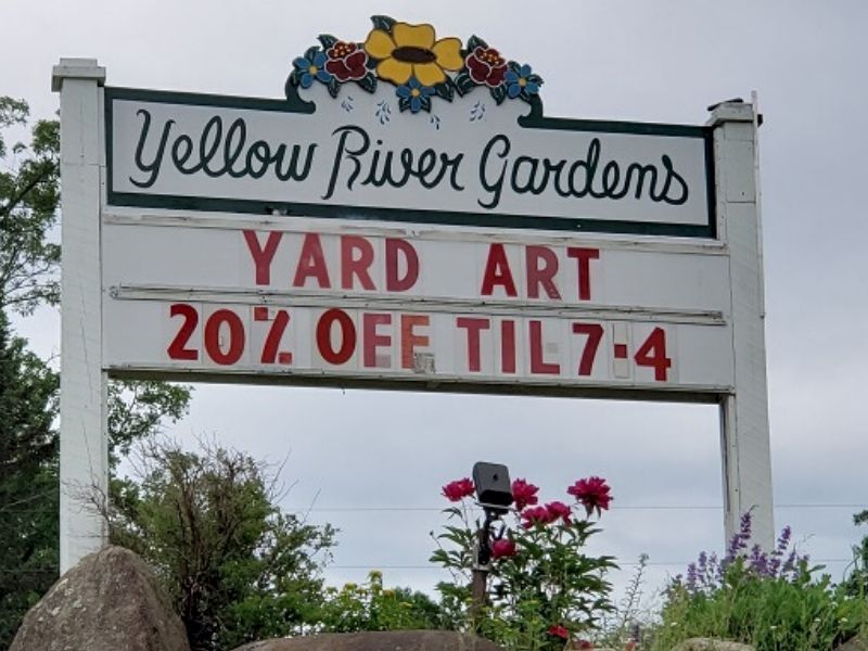 There's Still A Summer's Worth Of Intrigue At The Yellow River Gardens