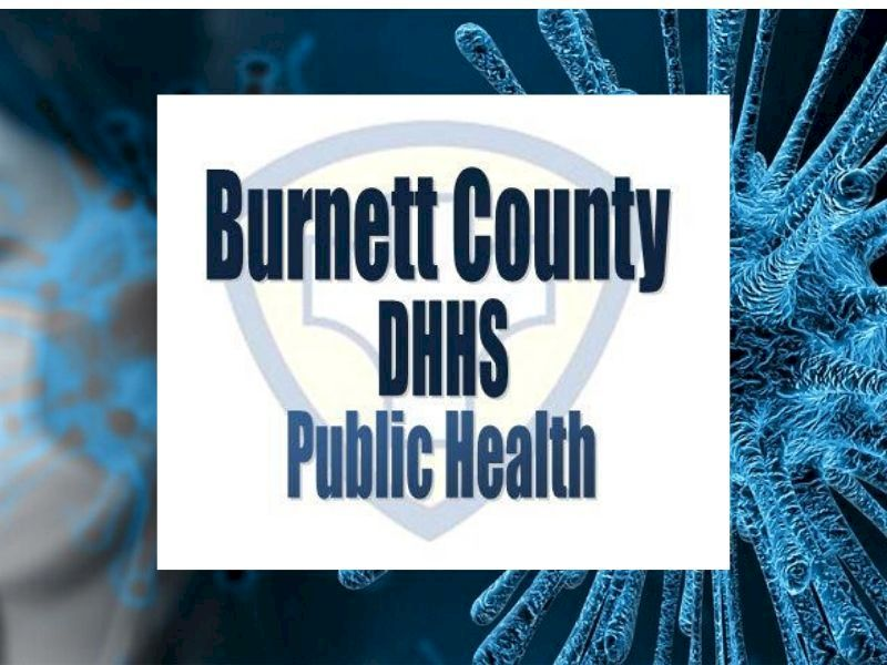 3rd Confirmed Case of COVID-19 In Burnett County