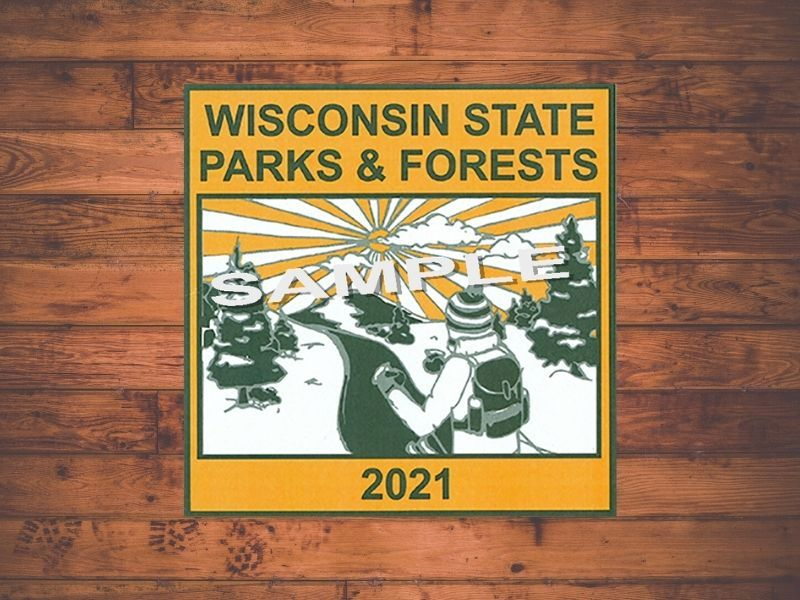 Rice Lake High School Foreign Exchange Student Wins 2021 State Park Sticker Design Contest