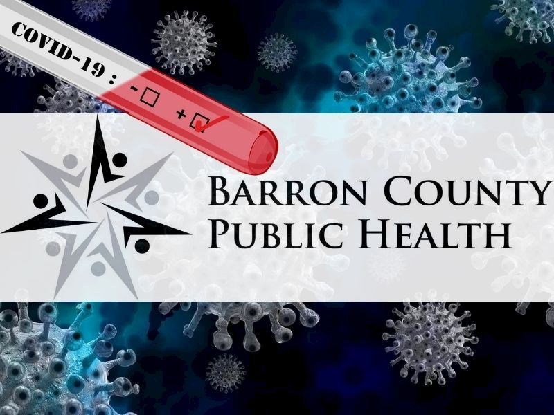 Barron County Public Health: 'Safer at Home' Steps Urged To Slow COVID-19 Spread