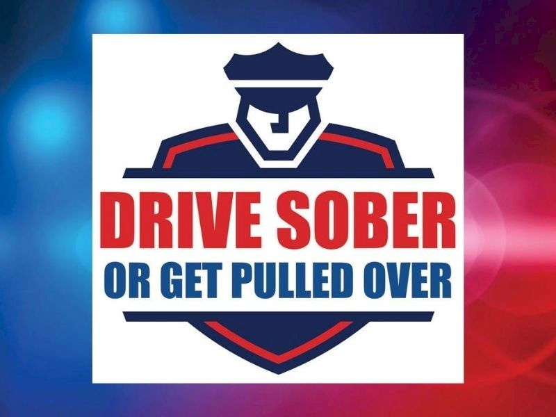 Annual 'Drive Sober Or Get Pulled Over' Campaign Begins Friday