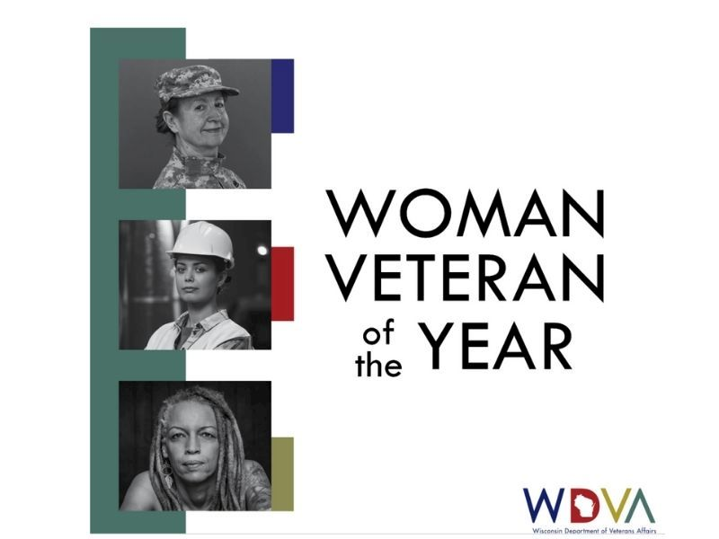 Nominations Sought For Wisconsin Woman Veteran Of The Year