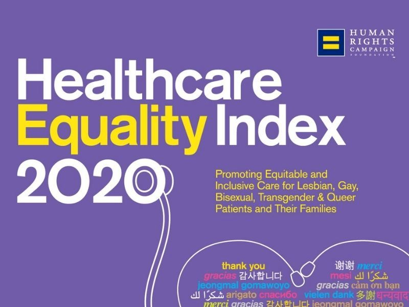 NorthLakes Community Clinic Earns 'LGBTQ Health Care Equality Top Performer' Designation