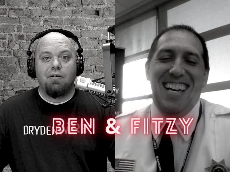 WATCH: Postive Tuesday With Ben & Fitzy