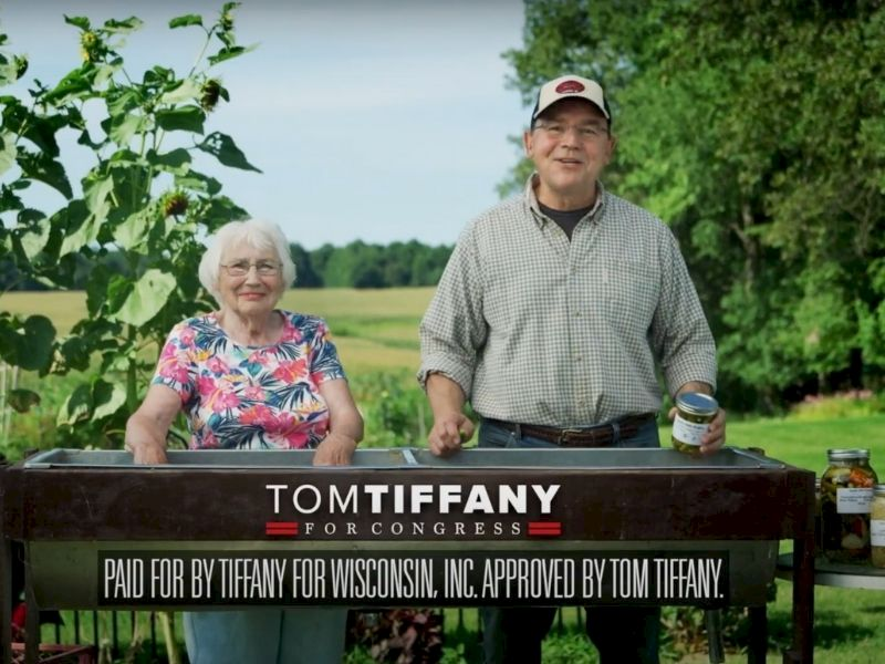 Congressman Tom Tiffany Releases New TV Ad Highlighting His Work To Preserve Our Wisconsin Way Of Life