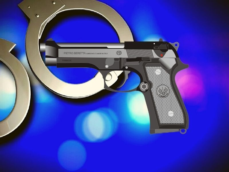 Douglas County Felon Sentenced To 72 Months For Possessing Firearms And Ammunition