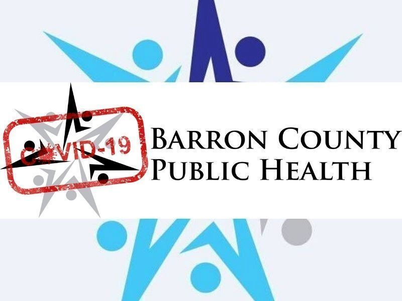 Public Notification Alert: 2 More Added To Potential COVID-19 Exposure In Barron County