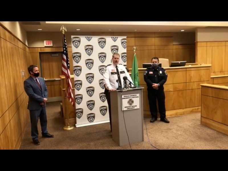 WATCH: Polk County Sheriff Press Conference With Update On Cold Case