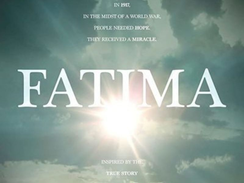 This Week's Featured Movie Review: 'Fatima'