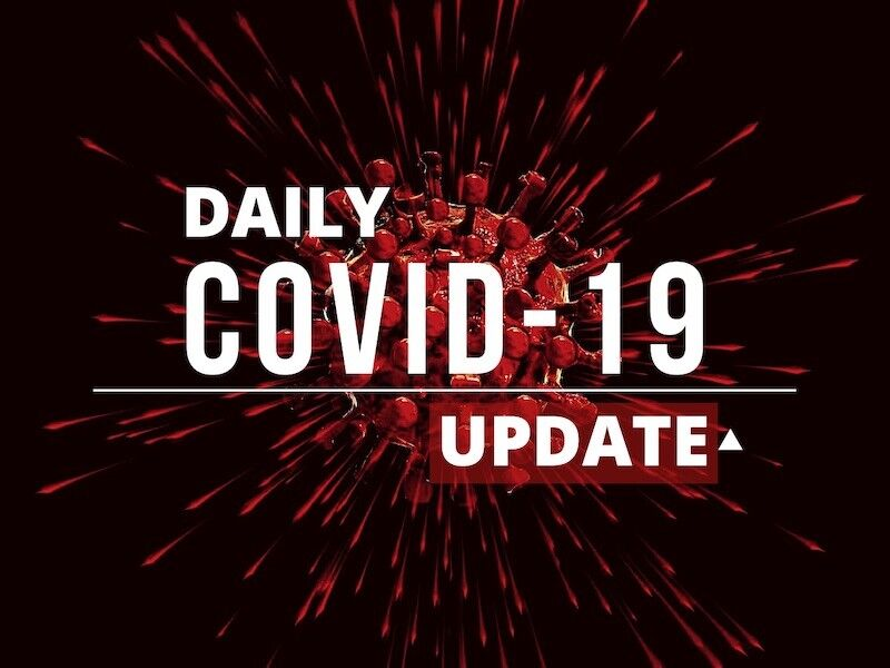 COVID-19 Daily Update: Monday, October 26