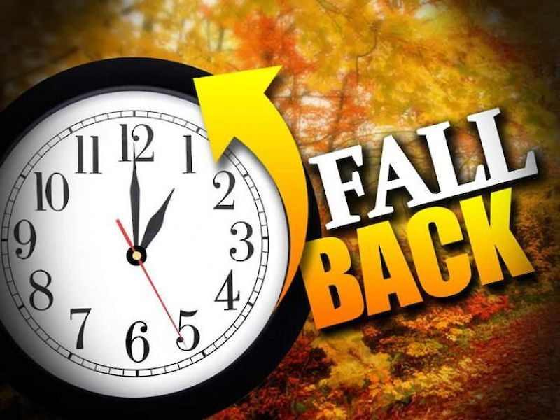 Fall Back An Hour: Daylight Saving Time Ends This Weekend