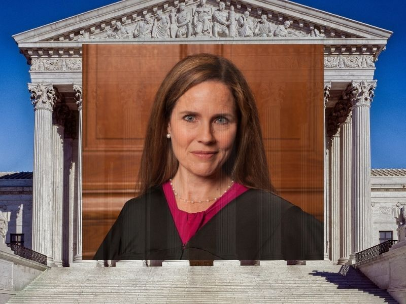 Senate Confirms Amy Coney Barrett To Supreme Court