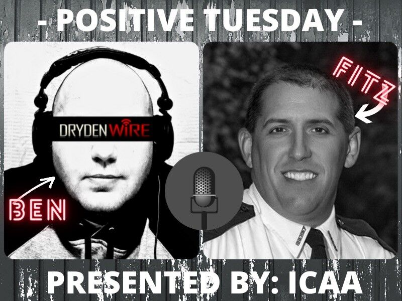 WATCH: 'Positive Tuesday With Ben & Fitzy' - Presented By ICAA