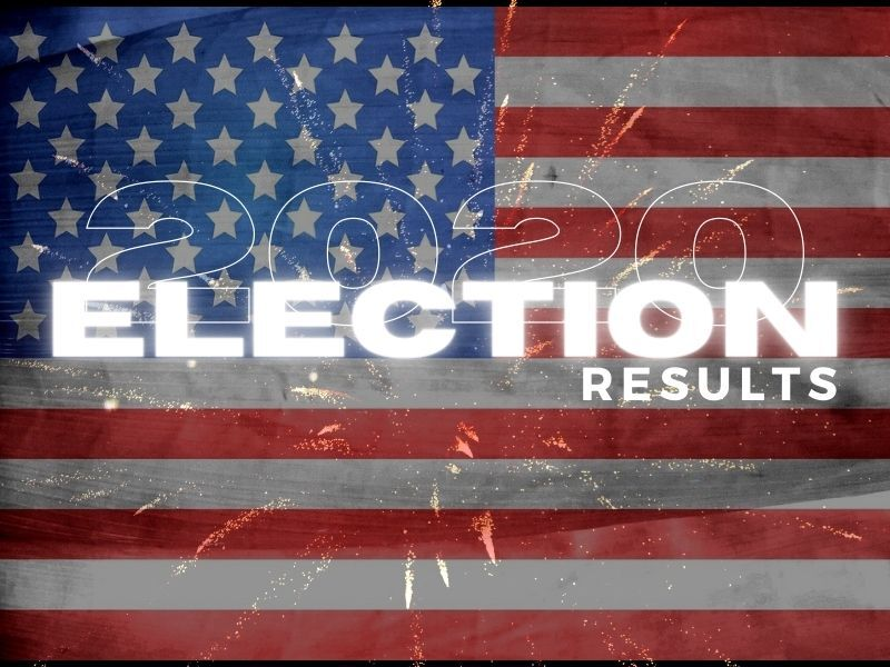 2020 Election Results For Area Races