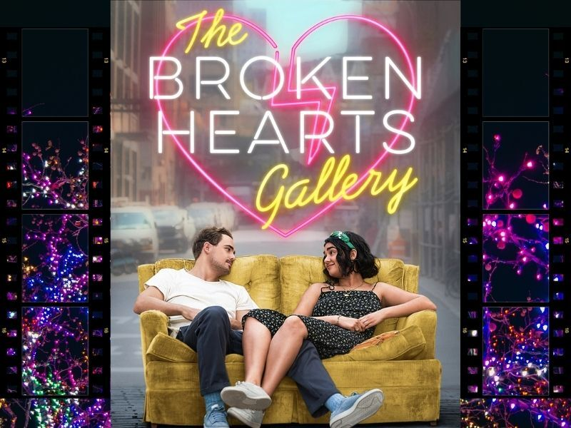 Movie Review: 'The Broken Hearts Gallery'